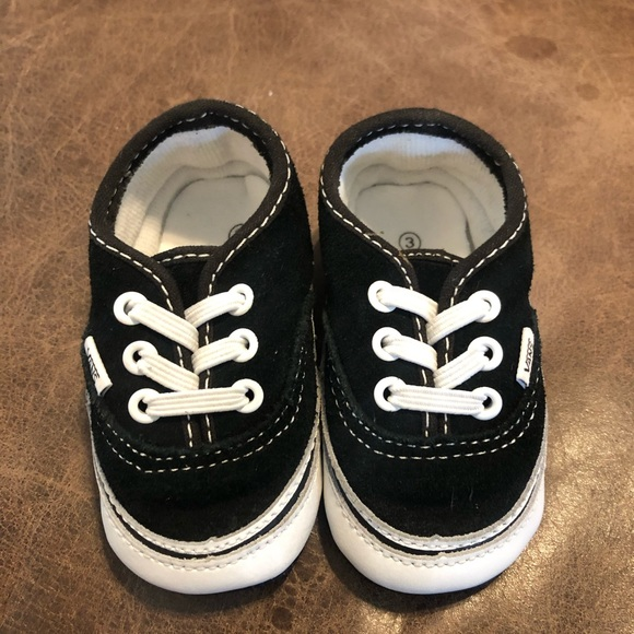 Vans Other - Vans size baby 3, perfect condition